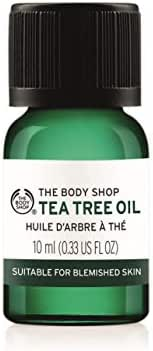 The Body Shop Tea Tree Oil, 0.33 Fl Oz (Vegan)