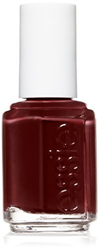 essie nail polish, bordeaux, deep red wine nail polish, 0.46 fl. oz.