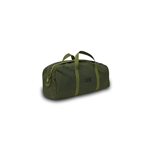 OD Green Satchel-Style Tool Bag
