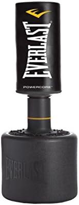 Everlast Power Core Freestanding Heavy Bag, Black/White