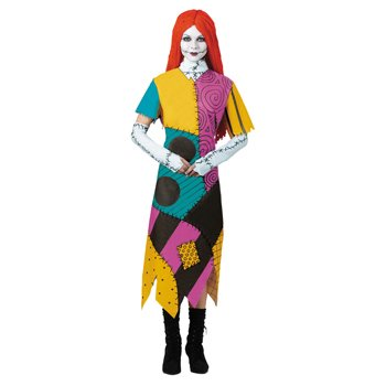 Sally Classic Adult Costume - X-Large -