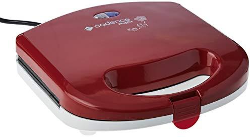 Máquina Waffle Cadence WAF100 220 Vermelho