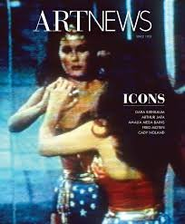 Artnews Magazine (Spring, 2018) The Icons Issue