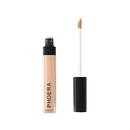 (Averyzoe Makeup Concealer PHOERA 10 Colors Shape Tape Concealer Beauty Makeup bb Cream Cosmetics Contour Stick Instant Age Rewind Concealer Long Lasting Foundation)