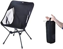 DESERT WALKER アウトドア チェア コンパクトチェア キャンプ 椅子 レジャーチェア イス コンパクト お釣り 収納袋付き