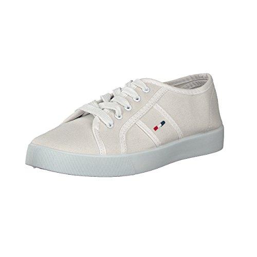 brandsseller - Zapatillas de Material Sintético para mujer, color Negro, talla 40