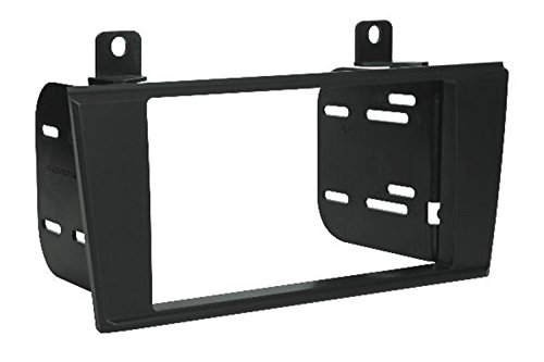 SCOSCHE LN1329B 2000-06 Lincoln LS / 2002-06 Ford Thunderbird Double DIN Kit (2006 Lincoln Ls Dash)