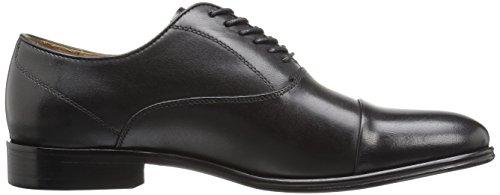 Aldo Homme Bassham Oxford Chaussure En Cuir Noir