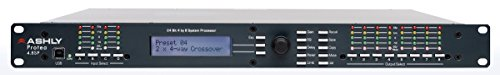 Ashly Protea 4.8SP DSP 4 in & 8 out Digital Speaker Processor w/ usb ()