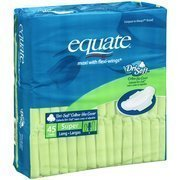 equate maxi pads - 7