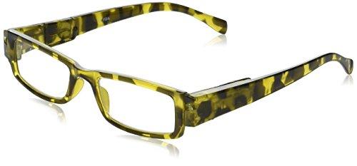EVIDECO LED Reading Glasses with Light, LG Ava Optic By Finess Power +2.5 -  LGAVA25