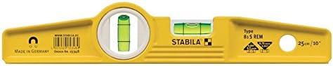 Stabila STB81SREM-25H Nivel de Burbuja Magnético, 25