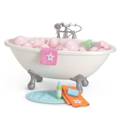American Girl - Bubble Bathtub for Dolls - Truly Me 2015 by American Girl
