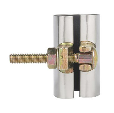 B & K Pipe Repair Clamp Stainless Steel 1-1/4