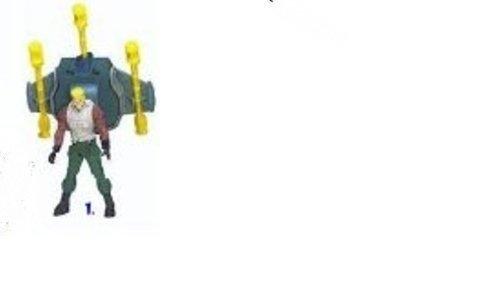 GI Joe: Duke with Backpack Launcher #1 2004 McDonalds Happy Meal Toy