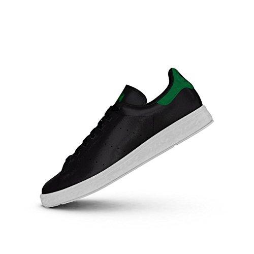 Hombre Cblack Zapatillas Stan cblack Boost Blanco Smith green Adidas wYxXCxqap