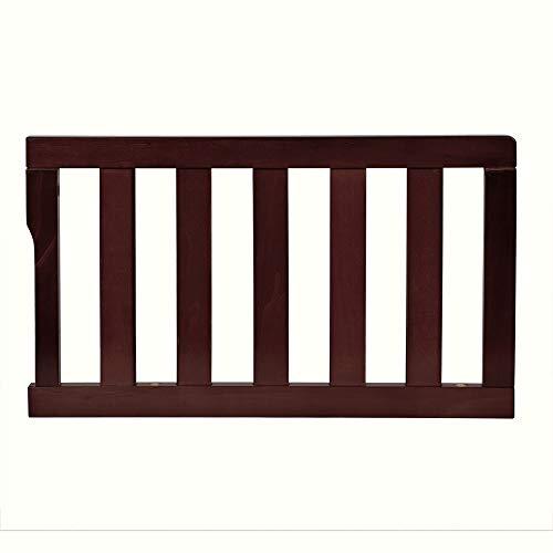 - Dream On Me Universal Convertible Crib Toddler Guard Rail, New Espresso