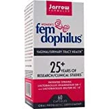 Jarrow Formulas - Fem-Dophilus - 60 Capsules (Pack of 3),Jarrow-dhrh