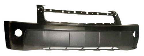06 chevy equinox bumper cover - 2