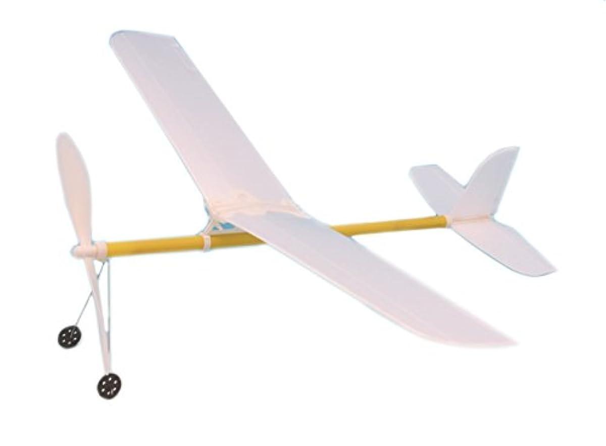 [해외] 이케다 공업사 고무 동력 모형 비행기 이미 #이다 000055660