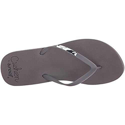 ece03582928b 85%OFF Reef Women s Cushion Glam Flip Flop - appleshack.com.au