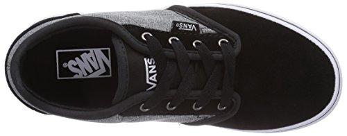 Vans ATWOOD - Zapatillas, unisex Mehrfarbig ((Suede Grindle) EXH)