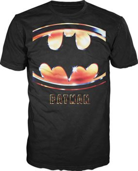 Batman Movie Logo T-shirt