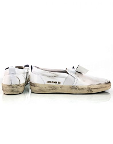 Bianco Trainers Women's Goose White Golden OqSn6EIgx