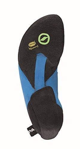 Scarpa Chimera Zapatos de escalada amarillo azul negro