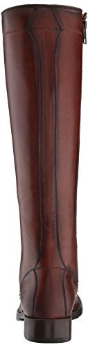 Frye Womens Melissa Tall Lace Riding Boot Redwood