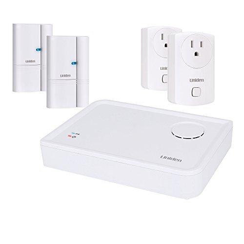 Uniden USHC41 Video Secure Wireless Surveillance System, White