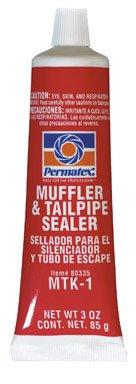 Permatex 80335 3 Oz Muffler & Tailpipe Sealer