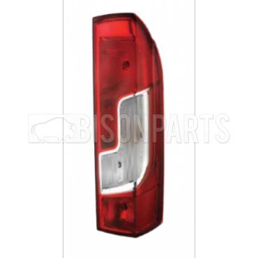 Citroen Relay (2014 On) Rear Tail Light Lamp Lens - RH/OS (Without Bulb Holder) - CIT050 BISON PARTS