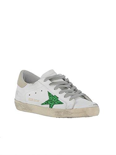 Golden Goose Women's G32WS590G64 White Leather Sneakers wERWxa