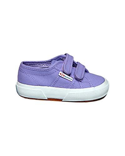 Superga Girls' Classic Canvas Sneaker, 25 ()