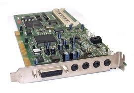 Creative Labs CT3600 SoundBlaster 32 PnP ISA Sound Card
