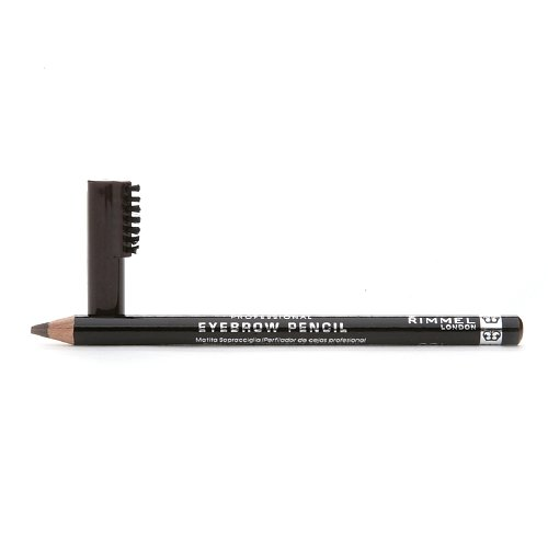 Rimmel Professional Eyebrow Pencil, Dark Brown 1 ea by Rimmel Rimmel London