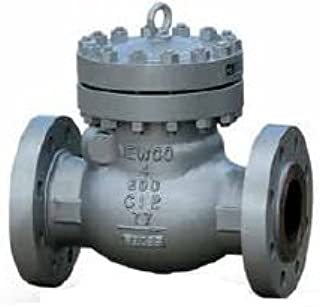 "product image for 2 1/2"" Newco 025-33F-CB2 Swing Check Valve 300 RF Cast Steel"