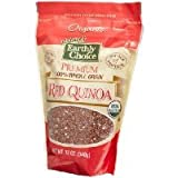 Nature's Earthly Choice Organic Premium Quinoa, Red, 12 Ounce Thank you for using our service