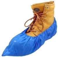 Waterproof Blue Shoe Covers XL 150 Pair / 300 pc by The Safety Zone (Image #1)