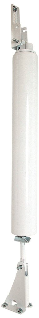 Prime-Line Products K 5120 Pneumatic Closer, 1-1/2-Inch Barrel, Heavy Duty, White