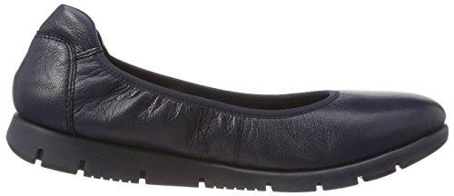 para Track mujer Zapatillas terciopelo Fast de Misterioso ballet Aerosoles de de Velvet punta con wAP0qw