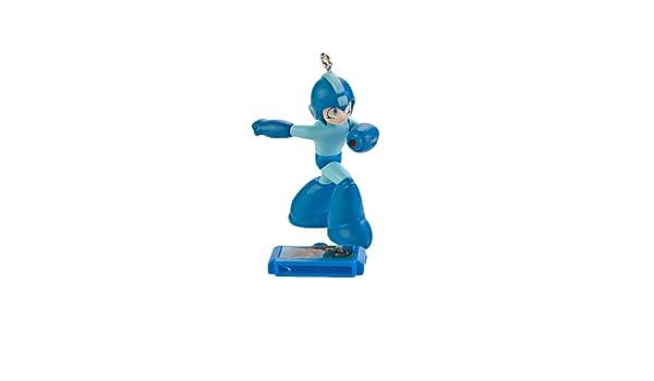 Megaman Rockman PVC Figure Llavero Running Ver.: Amazon.es ...