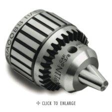 JBS30221 - Jacobs Chuck Mfg Co Model 14N Ball Bearing Drill Chuck - Plain Bearing Chucks