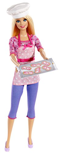 chef barbie - 4