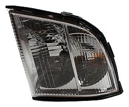 TYC 20-6492-00 Mercury Mountaineer Driver Side Headlight Assembly