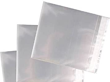 1000 C5 A5 CELLOPHANE DISPLAY BAGS  CARDS CRAFTS 167mm x 230mm