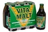 Vita Malt with Ginger 11.2 Fl.oz 6 Pk