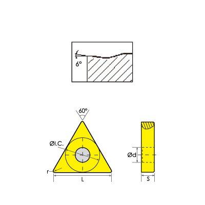 12.6 mm 12.7 mm 3.81 mm Micro 100 QFR-118-16 Quick Change Full Radius Grooving Tool Minimum Bore Diameter 0.118 2.5 Maximum Bore Depth Shank Diameter Projection 0.495 1.000 Groove Width Solid Carbide Tool 0.5000 25.4 mm 3.00 mm 0.150
