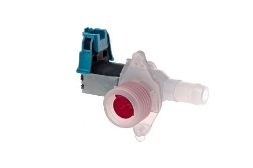 Express Parts Dryer/washer Water Inlet Valve (Hot) Replacement for Whirlpool - Parts Washer Dryer